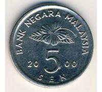 5 сен 2000 год Малайзия