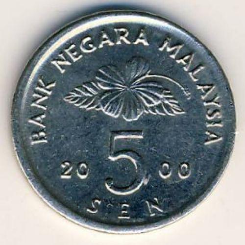 5 сен 2000 год. Малайзия