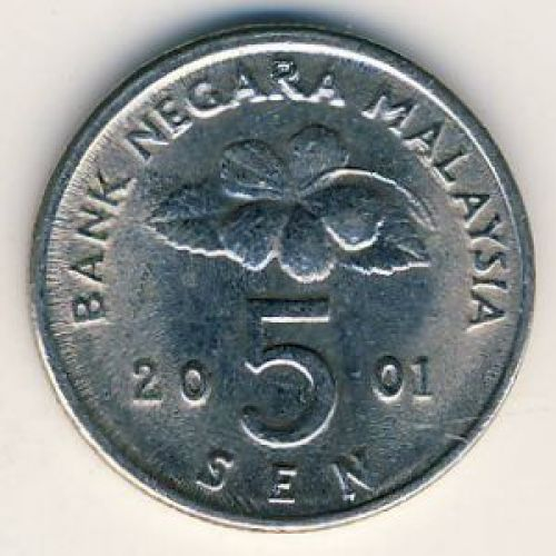 5 сен 2001 год. Малайзия