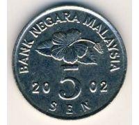 5 сен 2002 год Малайзия