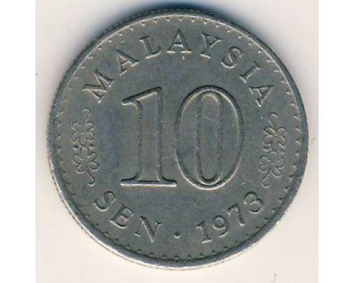 10 сен 1973 год Малайзия