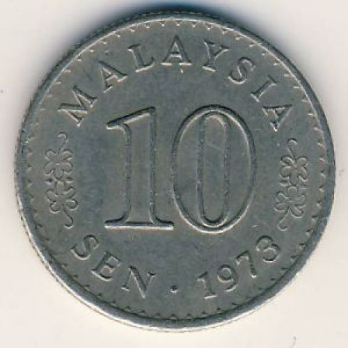 10 сен 1973 год. Малайзия
