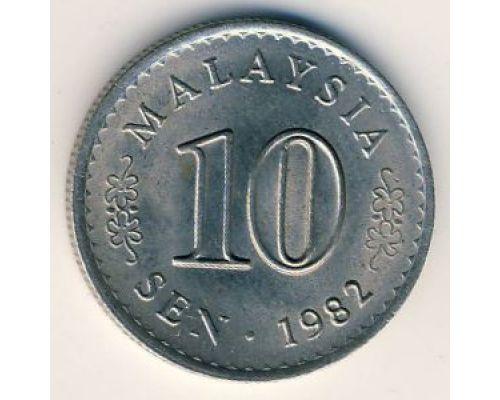 10 сен 1982 год Малайзия