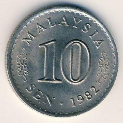 10 сен 1982 год. Малайзия