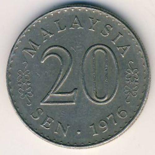 20 сен 1976 год. Малайзия