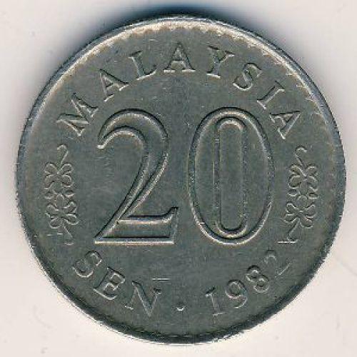 20 сен 1982 год. Малайзия