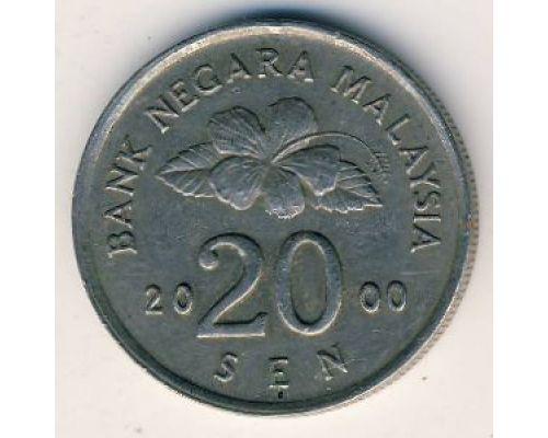 20 сен 2000 год Малайзия