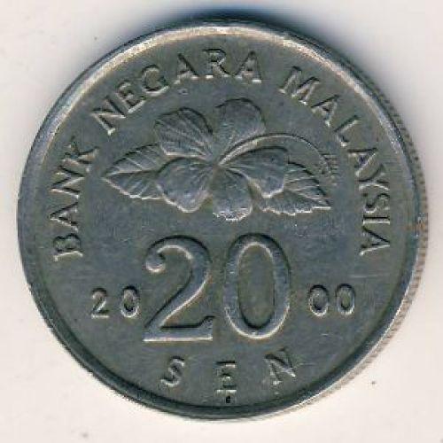 20 сен 2000 год. Малайзия