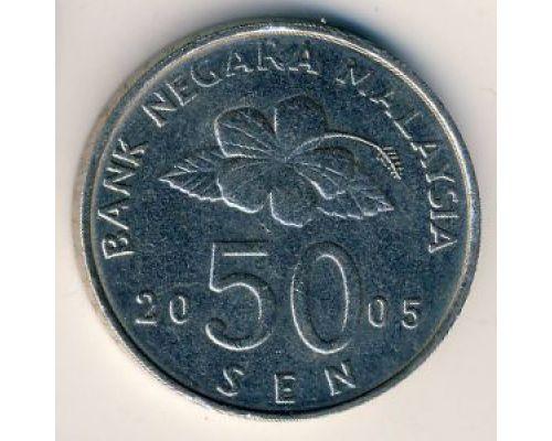 50 сен 2005 год Малайзия