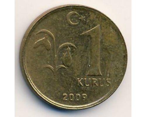 1 куруш 2010 год Турция