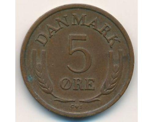 5 эре 1969 года Дания