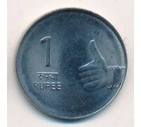 1 рупия 2008 год Индия