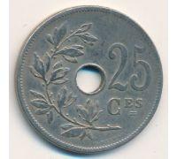 25 сентим 1908 год Бельгия