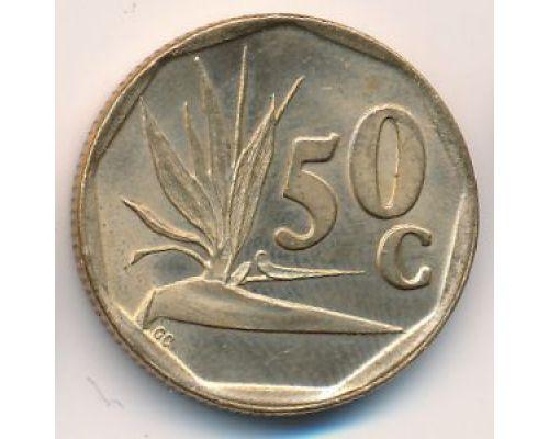 50 центов 1995 год ЮАР