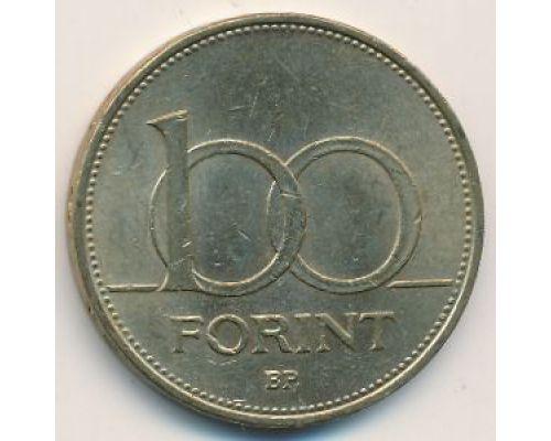 100 форинтов 1995 год Венгрия