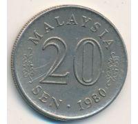 20 сен 1980 год Малайзия