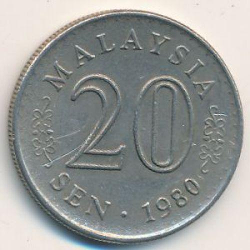 20 сен 1980 год. Малайзия