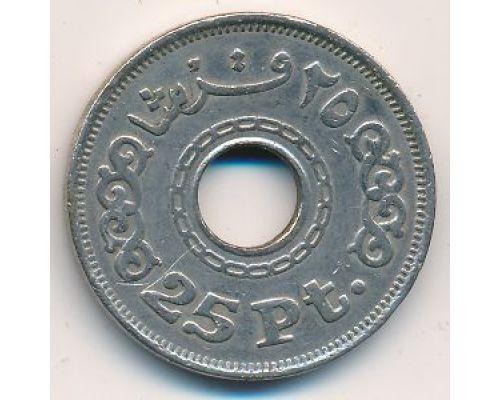 25 пиастров 1993 год Египет