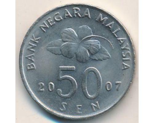 50 сен 2007 год Малайзия