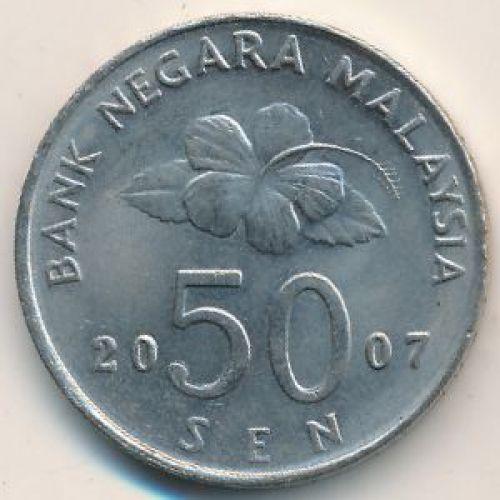 50 сен 2007 год. Малайзия
