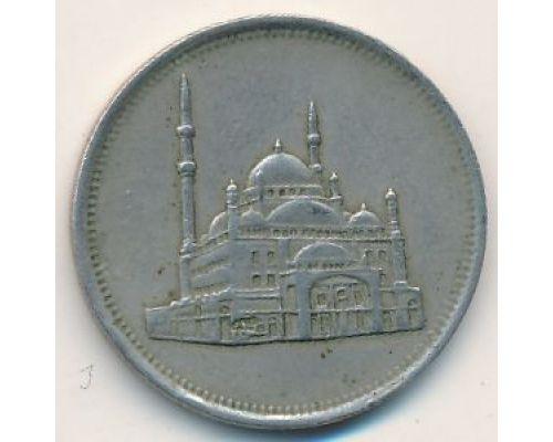10 пиастров 1984 год Египет