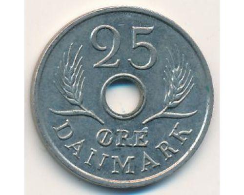 25 эре 1968 года Дания