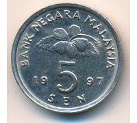 5 сен 1997 год Малайзия