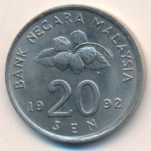20 сен 1992 год. Малайзия