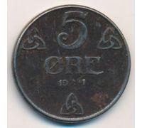 5 эре 1941 год Норвегия Оккупация