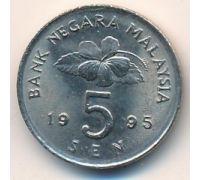 5 сен 1995 год Малайзия