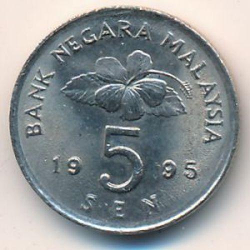 5 сен 1995 год. Малайзия