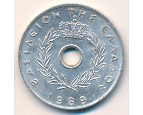 20 лепт 1969 год Греция