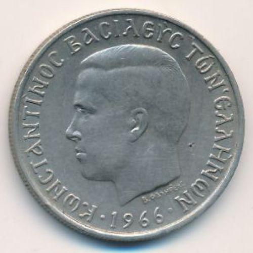 2 драхмы 1966 год. Греция