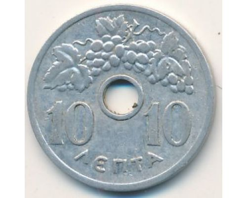 10 лепт 1971 год Греция