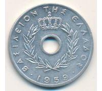 20 лепт 1959 год Греция