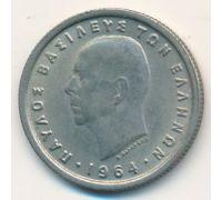 50 лепт 1964 год Греция