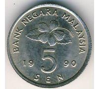 5 сен 1990 год Малайзия