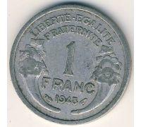 1 франк 1948 год Франция