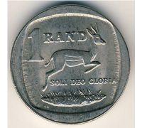 1 рэнд (ранд) 1992 год ЮАР Антилопа