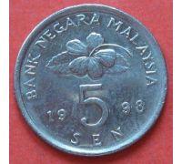 5 сен 1998 год Малайзия