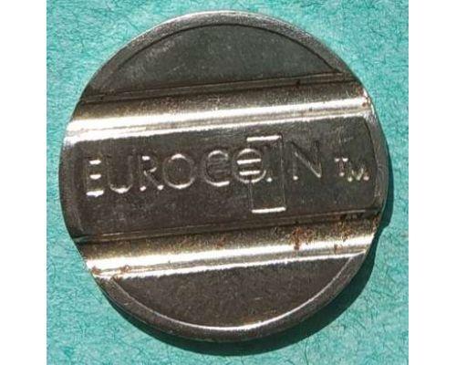 Жетон игральный Token Eurocoin