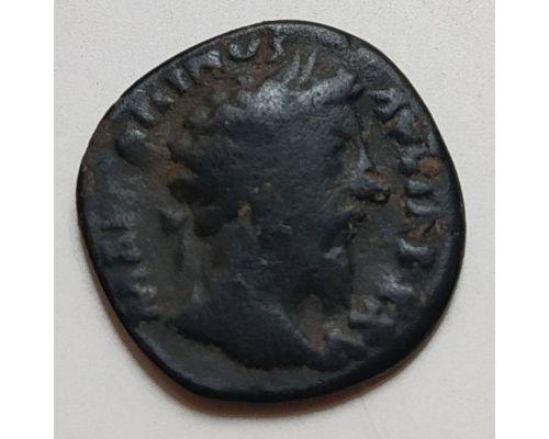 Денарий лимесный Марк Аврелий Древний Рим (161 - 180 гг.) (2)