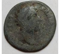 Денарий лимесный Марк Аврелий Древний Рим (161 - 180 гг.) (3)