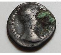 Денарий лимесный Марк Аврелий Древний Рим (161 - 180 гг.) (4)