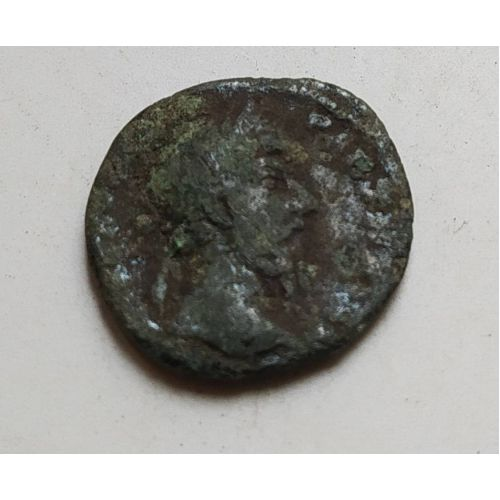 Денарий лимесный Антонин Пий Древний Рим (138 - 161 гг. н.е.) (9)