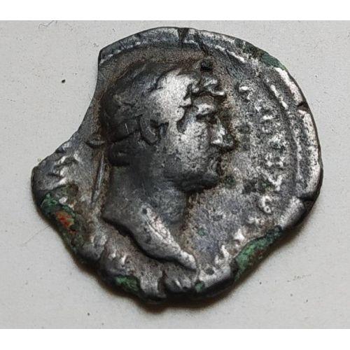 Денарий лимесный Антонин Пий Древний Рим (138 - 161 гг. н.е.) (10)