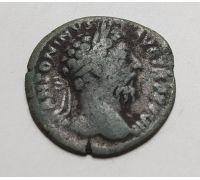 Денарий лимесный Антонин Пий Древний Рим (138 - 161 гг. н.е.) (13)