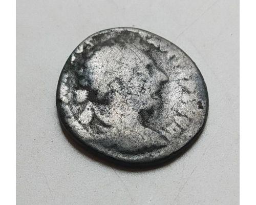 Денарий лимесный Антонин Пий Древний Рим (138 - 161 гг. н.е.) (15)