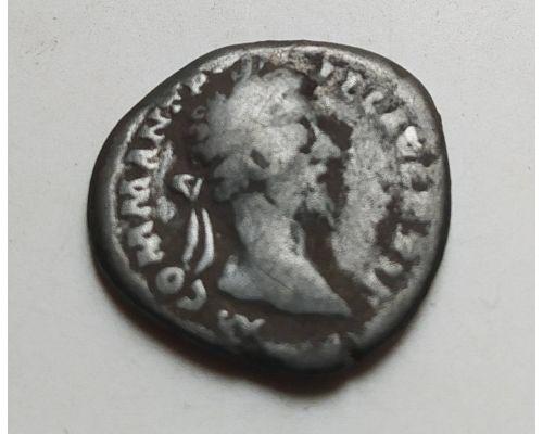 Денарий лимесный Коммод Древний Рим (180 - 192 гг. ) (2)