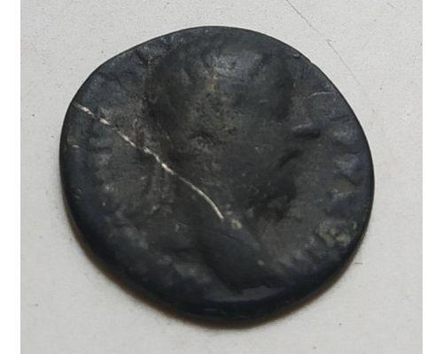 Денарий лимесный Антонин Пий Древний Рим (138 - 161 гг. н.е.) (16)